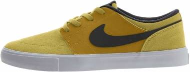 Nike SB Solarsoft Portmore II - Honey-Black