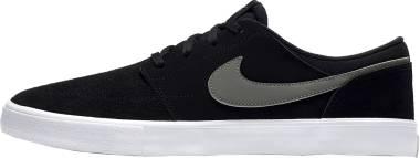 Nike SB Solarsoft Portmore II - Black