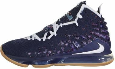 Nike LeBron 17 - College Navy (CD5056400)