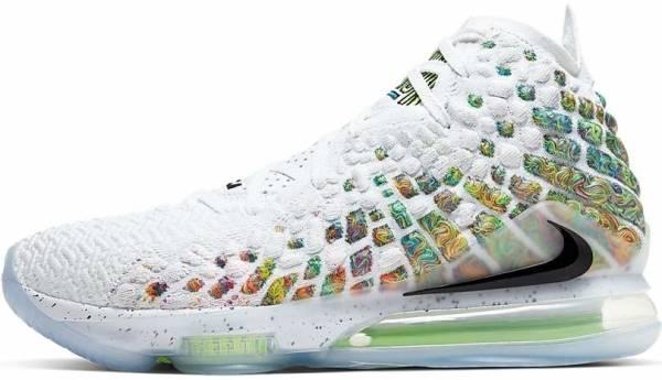 Nike LeBron 17 - White