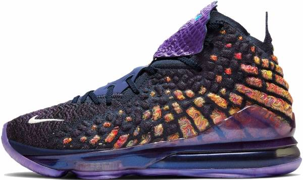 Nike LeBron 17 - Purple