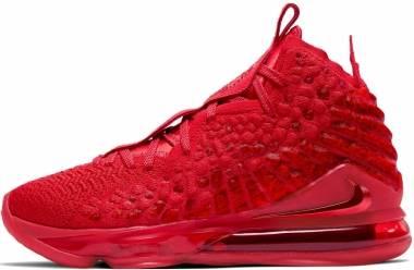 Nike LeBron 17 - University Red (BQ3177600)
