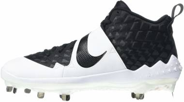 Nike Force Zoom Trout 6 - Black White Anthracite Black (AT3464001)
