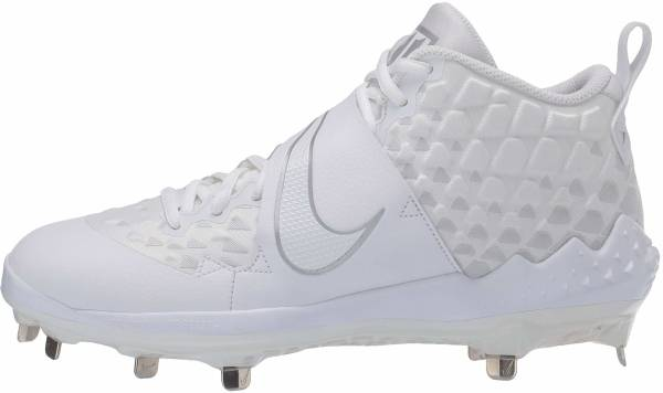 Nike Force Zoom Trout 6 - White (AT3464100)
