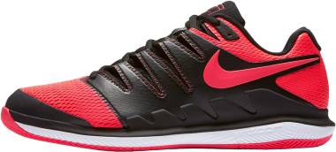 Nike Air Zoom Vapor X Clay - Multicolore Black Solar Red White 006 (AA8021006)