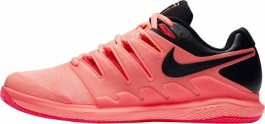 Nike Air Zoom Vapor X Clay - Multicolore Lava Glow Black Solar 660 (AA8021660)