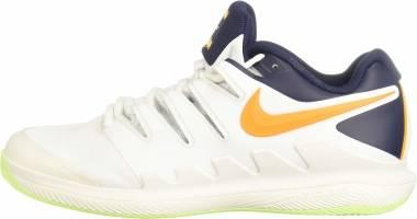 Nike Air Zoom Vapor X Clay - Multicolore Phantom Orange Peel Blackened Blue White 002 (AA8021002)