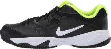 NikeCourt Lite 2 - Black White Volt (AR8836009)