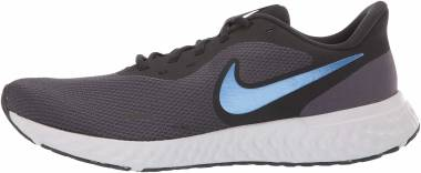 Nike Revolution 5 - Gridiron/Mountain Blue-black-vast Grey
