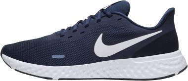 Nike Revolution 5 - Blauw (BQ3204400)