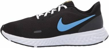 Nike Revolution 5 - Black/University Blue-laser Orange-white-anthracite (BQ3204004)