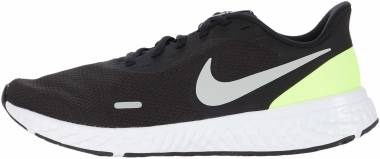 Nike Revolution 5 - Black Grey Fog Volt White (BQ6714010)