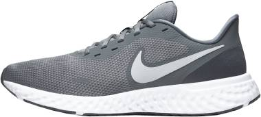 Nike Revolution 5 - Cool Grey Pure Platinum Dark Grey
