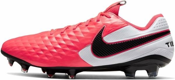 Nike Tiempo Legend VIII Elite Firm Ground - Red (AT5293606)