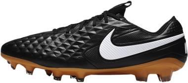Nike Tiempo Legend VIII Elite Firm Ground - Schwarz (CV3141017)