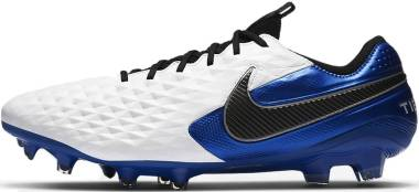 Nike Tiempo Legend VIII Elite Firm Ground - White (AT5293104)