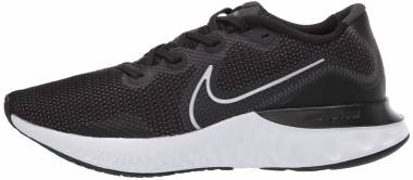 Nike Renew Run - Black / Metallic Silver / White (CK6357002)