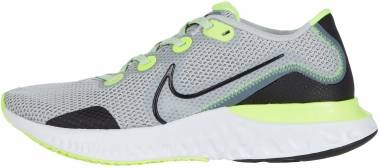 Nike Renew Run - Grey Fog Black White Volt 006 (CK6357006)