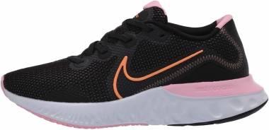 Nike Renew Run - Black Orange Pulse White Pink (CK6360001)