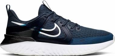 Nike Legend React 2 - Blue Gridiron Mountain Blue Black G 006 (AT1368006)