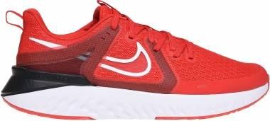 Nike Legend React 2 - Multicolore University Red White Black 600