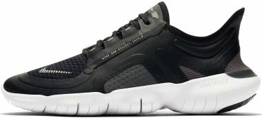 Nike Free RN 5.0 Shield - Black Silver Cool Grey (BV1224002)