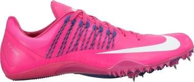 Nike Zoom Celar 5 - Pink Foil/Port Wine/Metallic Silver