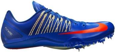 Nike Zoom Celar 5 - Azul Naranja Verde Racer Blue Ttl Crmsn Brly Vlt (629226487)