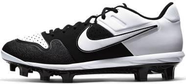 Nike Alpha Huarache Varsity Low MCS  - Black (AO7959008)