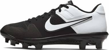 Nike Alpha Huarache Varsity Low MCS  - Black