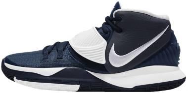 Nike Kyrie 6 - Midnight Navy White White (CW4142402)