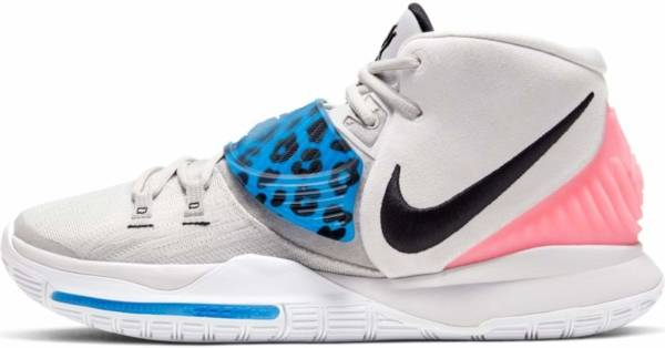 Nike Kyrie 6 - Vast Grey/Black-soar (BQ4630003)