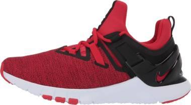 Nike Flexmethod TR - Black/University Red-white
