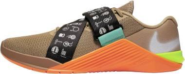 Nike Metcon 5 UT - Beechtree/Platinum/Brown