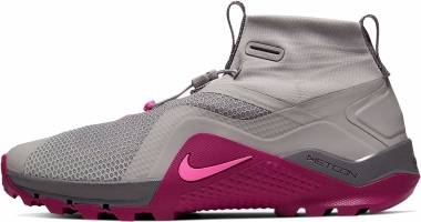 Nike Metcon SF - Atmosphere Grey Pink Blast True Berry (BQ3123061)