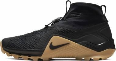 Nike Metcon SF - Black Particle Grey Gum Medium Brown Black (BQ3123009)