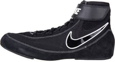 Nike SpeedSweep VII - Black/Black/White