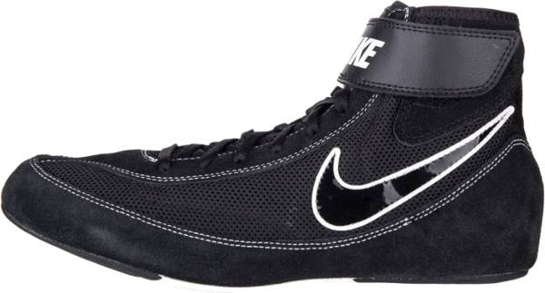 Nike SpeedSweep VII - Black/White/Black (366683001)