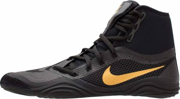 Nike Hypersweep - Black/Metallic Gold (717175001)
