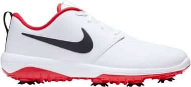 Nike Roshe G Tour - White/Black/White/University Red (AR5580102)