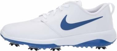Nike Roshe G Tour - White Blue White 101 (AR5580101)