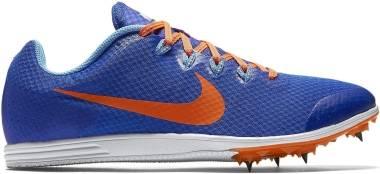 Nike Zoom Rival D 9 - Azul Azul University Blue Total Crimson Racer Blue (806556484)