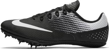 Nike Zoom Rival S 8 - Black/Metallic Silver/White (806554011)