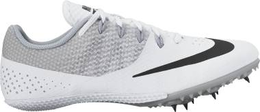 Nike Zoom Rival S 8 - White/Black/Wolf Grey (806554110)
