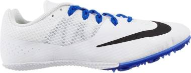 Nike Zoom Rival S 8 - White/Black/Blue (806554100)