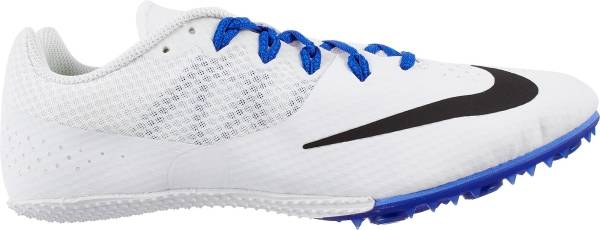 Nike Zoom Rival S 8 - White/Black/Blue