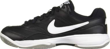 NikeCourt Lite - Black Black White Medium Grey 010 (845021010)