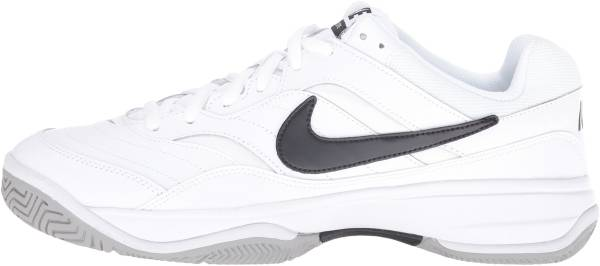 NikeCourt Lite - White/Black-medium Grey (845021100)