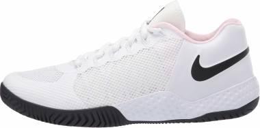 NikeCourt Flare 2 - White/Black-pink Foam (AV4713105)