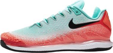 NikeCourt Air Zoom Vapor X Knit - Blue